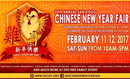 San Diego Chinese New Year Fair