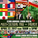 Linda Vista Multi Cultural Fair Entertainment Schedule