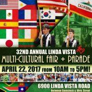 Linda Vista Multi Cultural Fair Entertainment Schedule