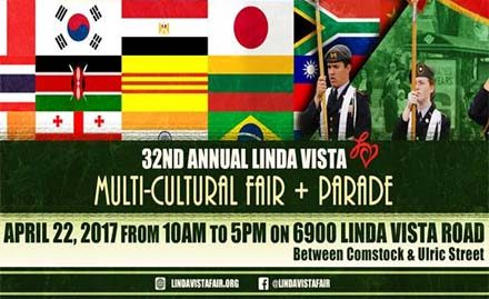 Linda Vista Multi-Cultural Fair
