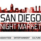 San Diego Night Market Food and Entertainment