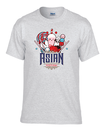 Official Asian Festival Day Shirt - Please ship to me!